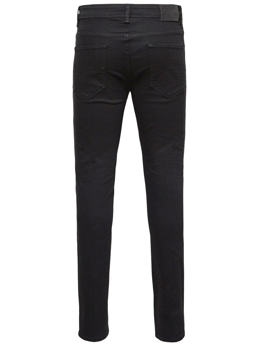 Bilde av SELECTED 1001 - Skinny Fit Jeans Men Black