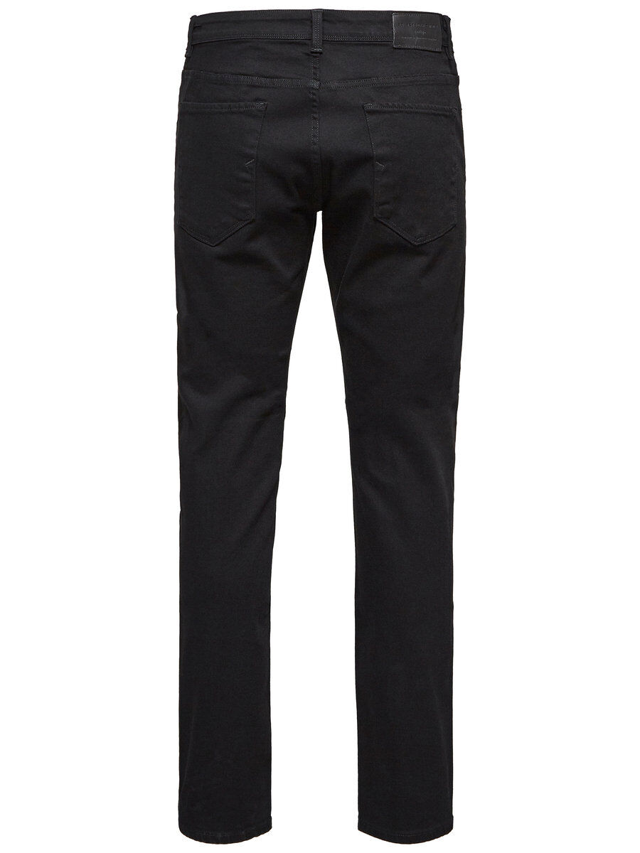 Bilde av SELECTED 1001 - Regular Fit Jeans Men Black