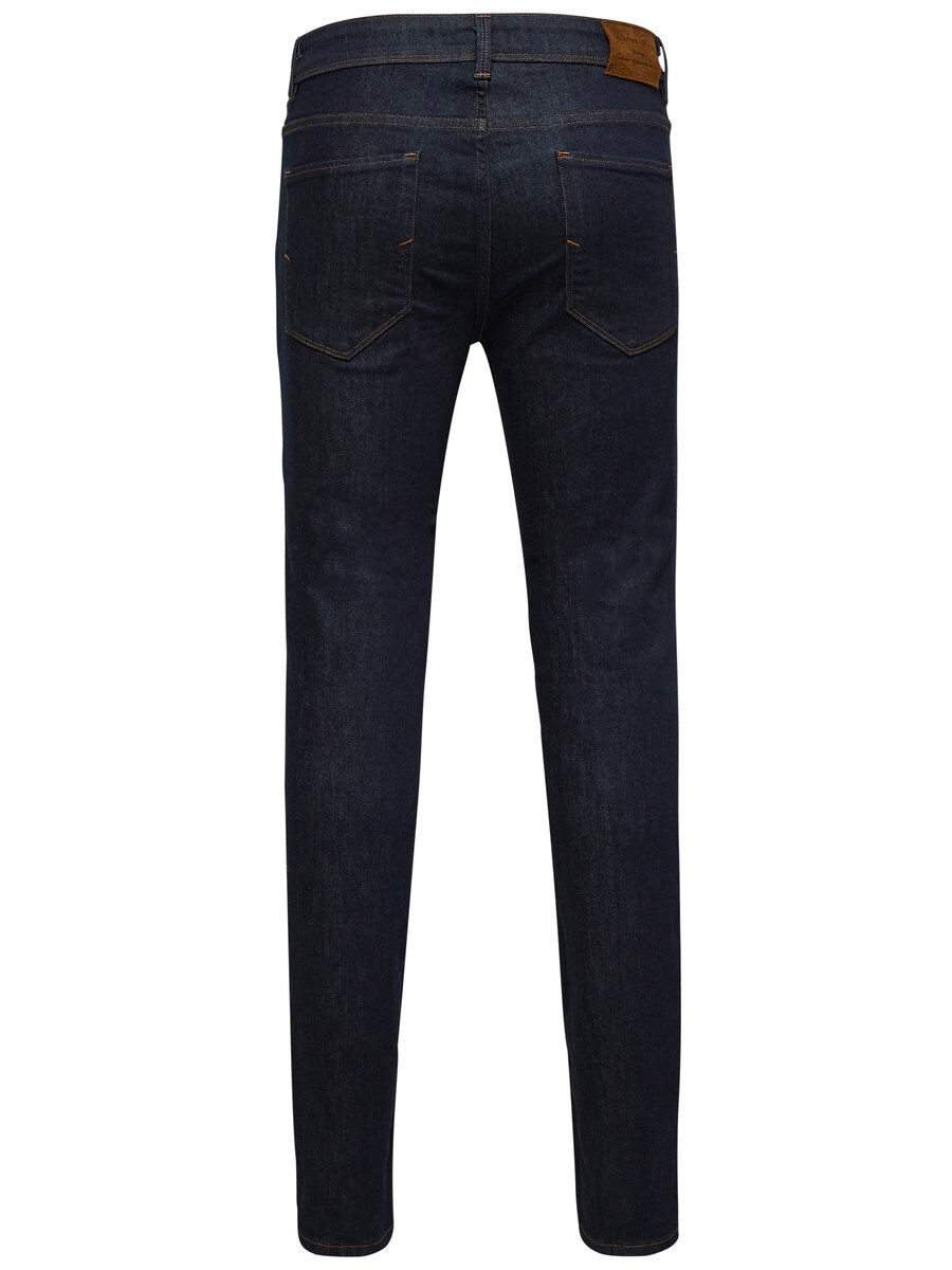 Bilde av SELECTED 1002 - Skinny Fit Jeans Men Blue
