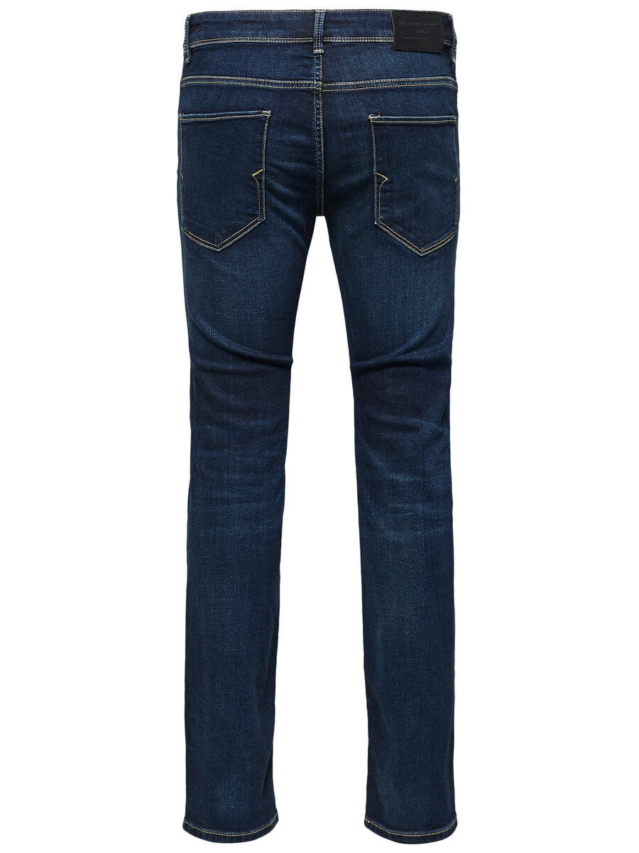 Bilde av SELECTED 1003 - Slim Fit Jeans Men Blue