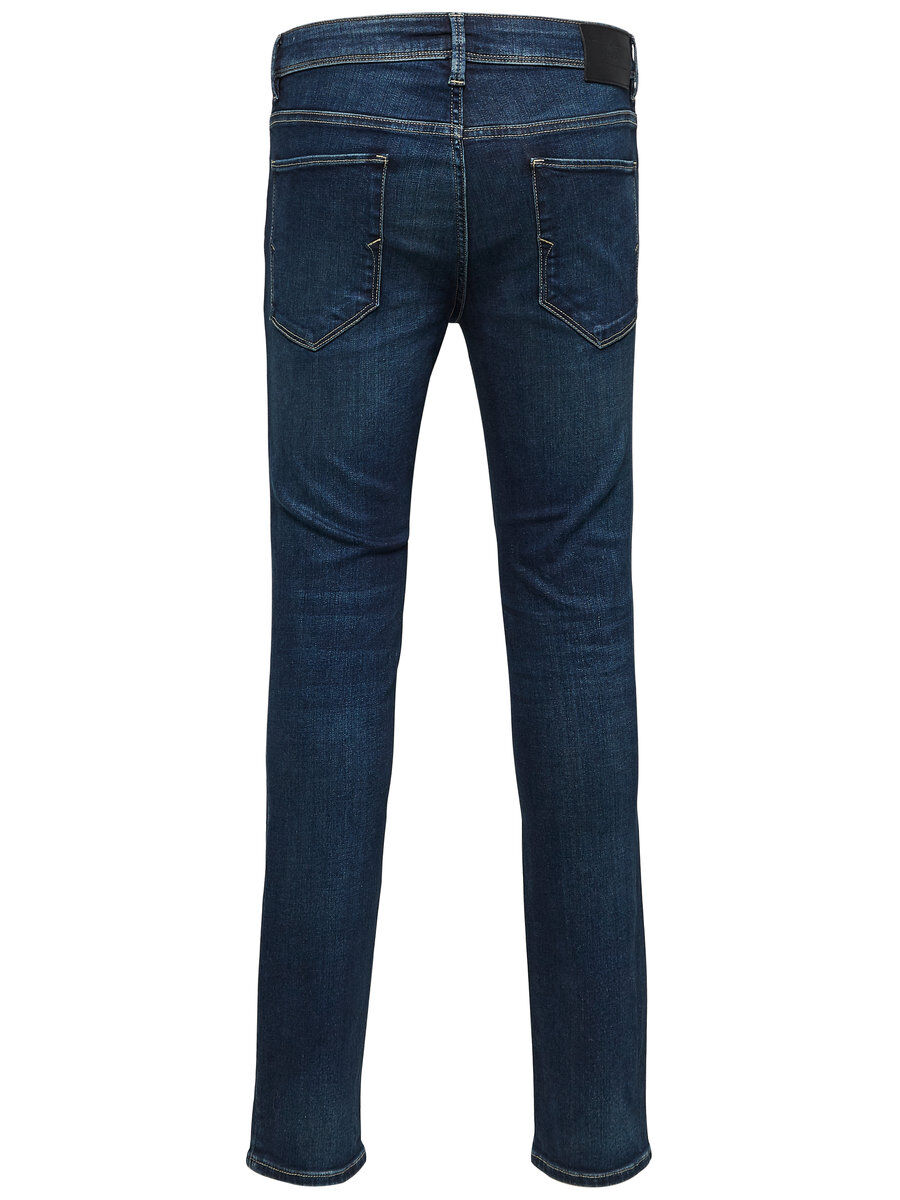 Bilde av SELECTED 1003 - Skinny Fit Jeans Men Blue