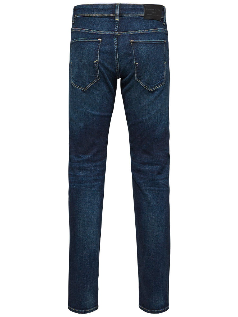 Bilde av SELECTED 1003 - Regular Fit Jeans Men Blue