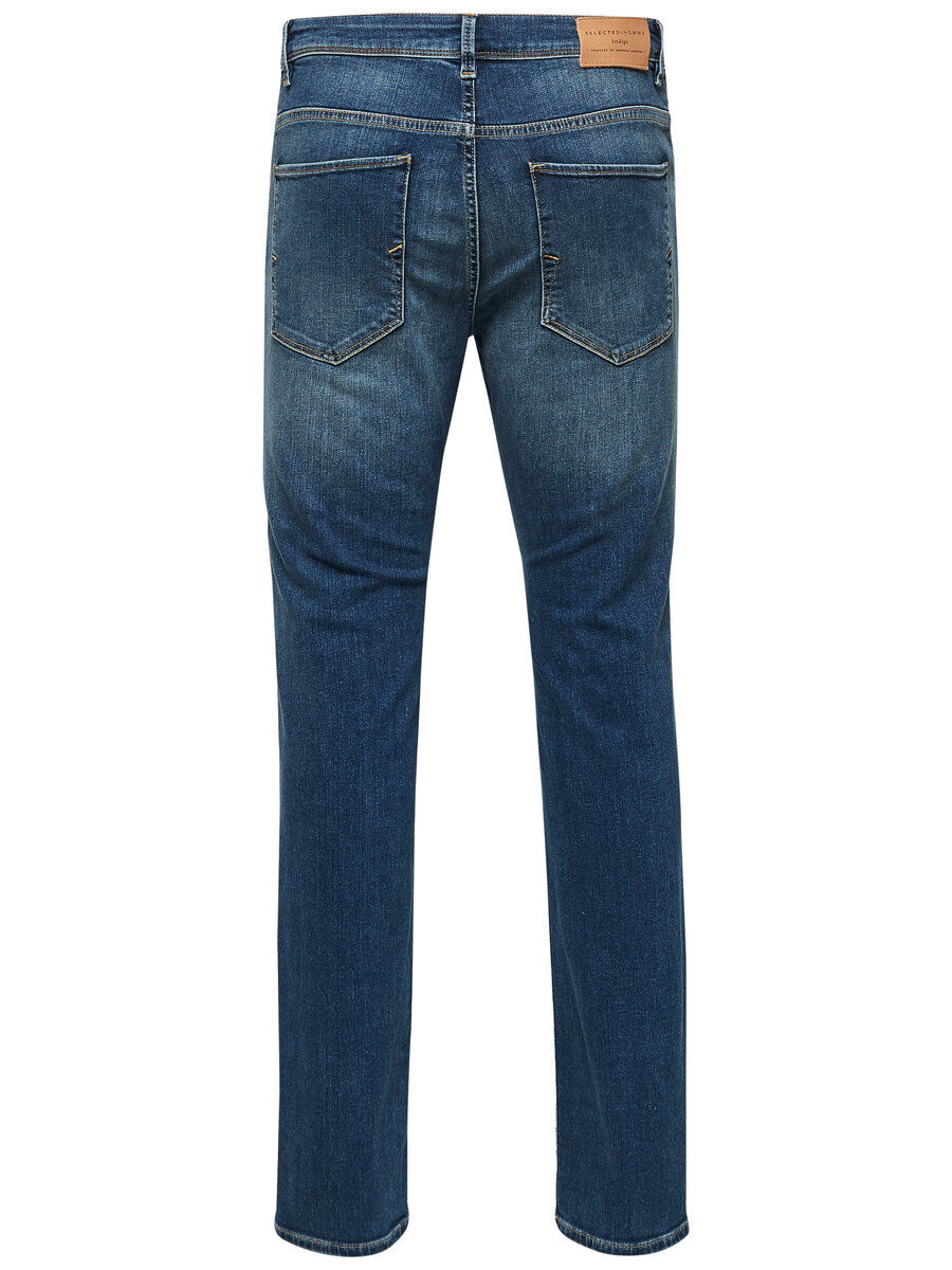 Bilde av SELECTED 1004 - Slim Fit Jeans Men Blue
