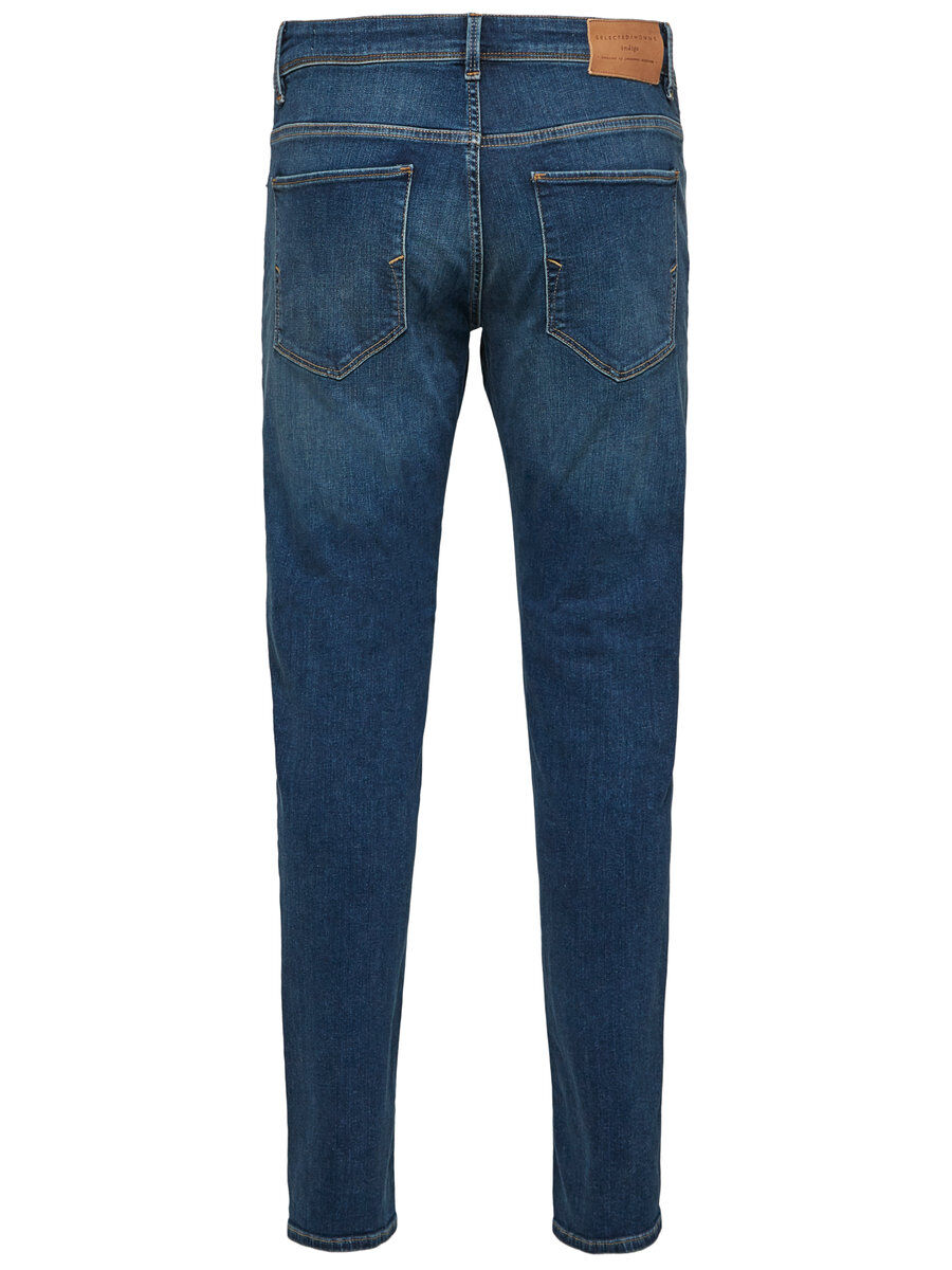 Bilde av SELECTED 1004 - Regular Fit Jeans Men Blue