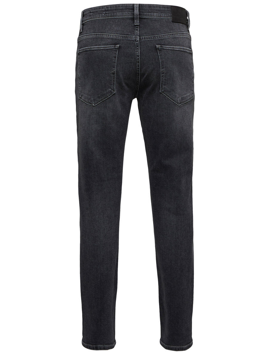 Bilde av SELECTED 1005 - Slim Fit Jeans Men Grey