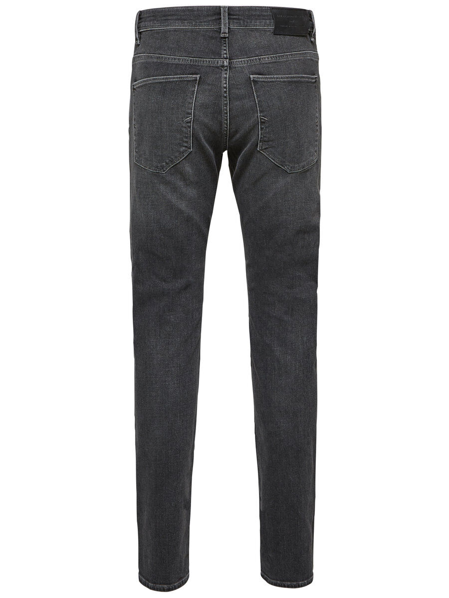 Bilde av SELECTED 1005 - Regular Fit Jeans Men Grey