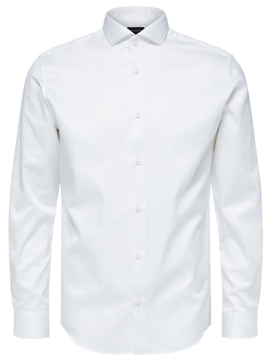 SELECTED Slhpelle Regular Fit - Chemise Men White