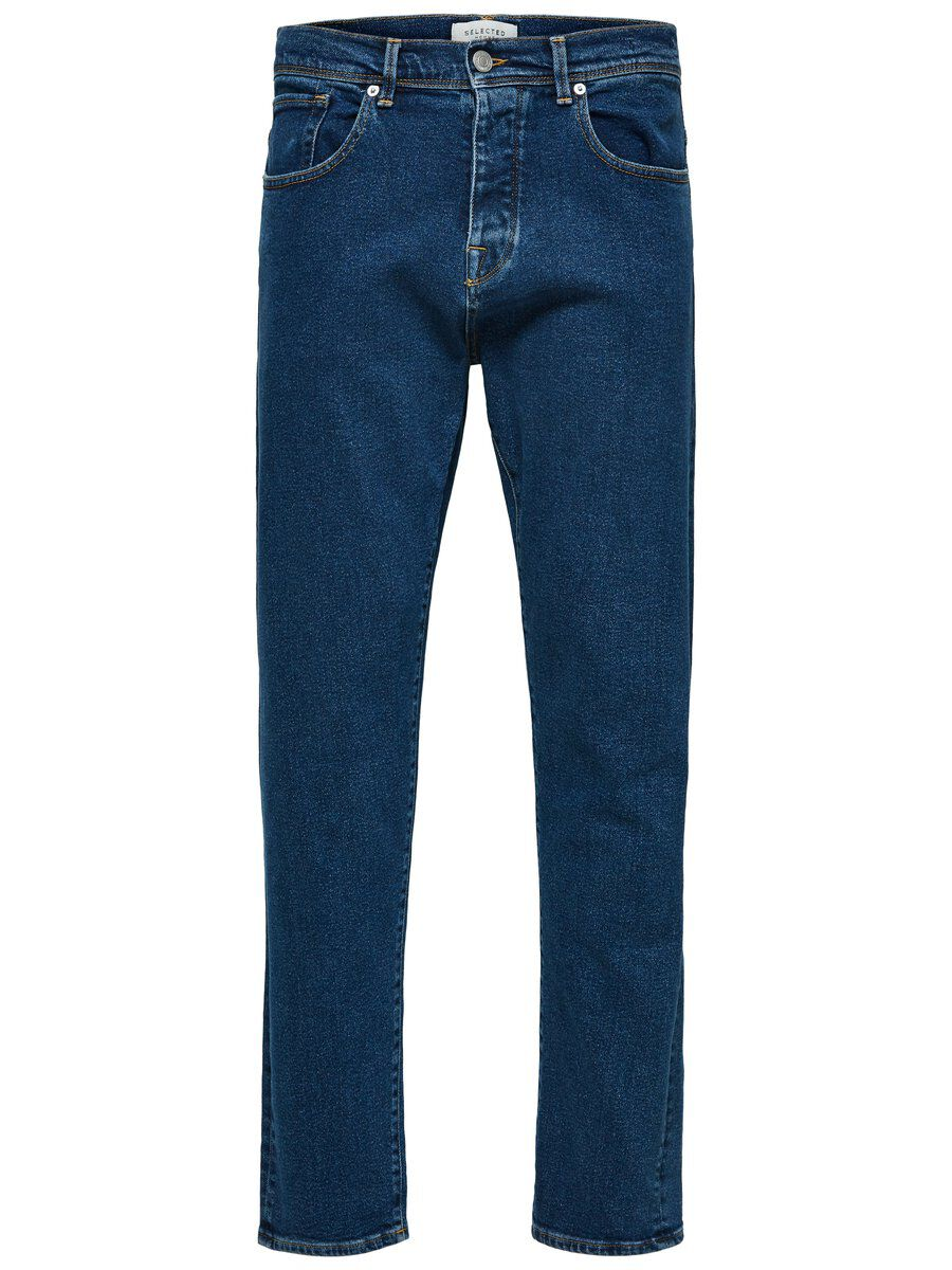 Bilde av SELECTED 1461 - Avsmalnede Jeans Men Blue