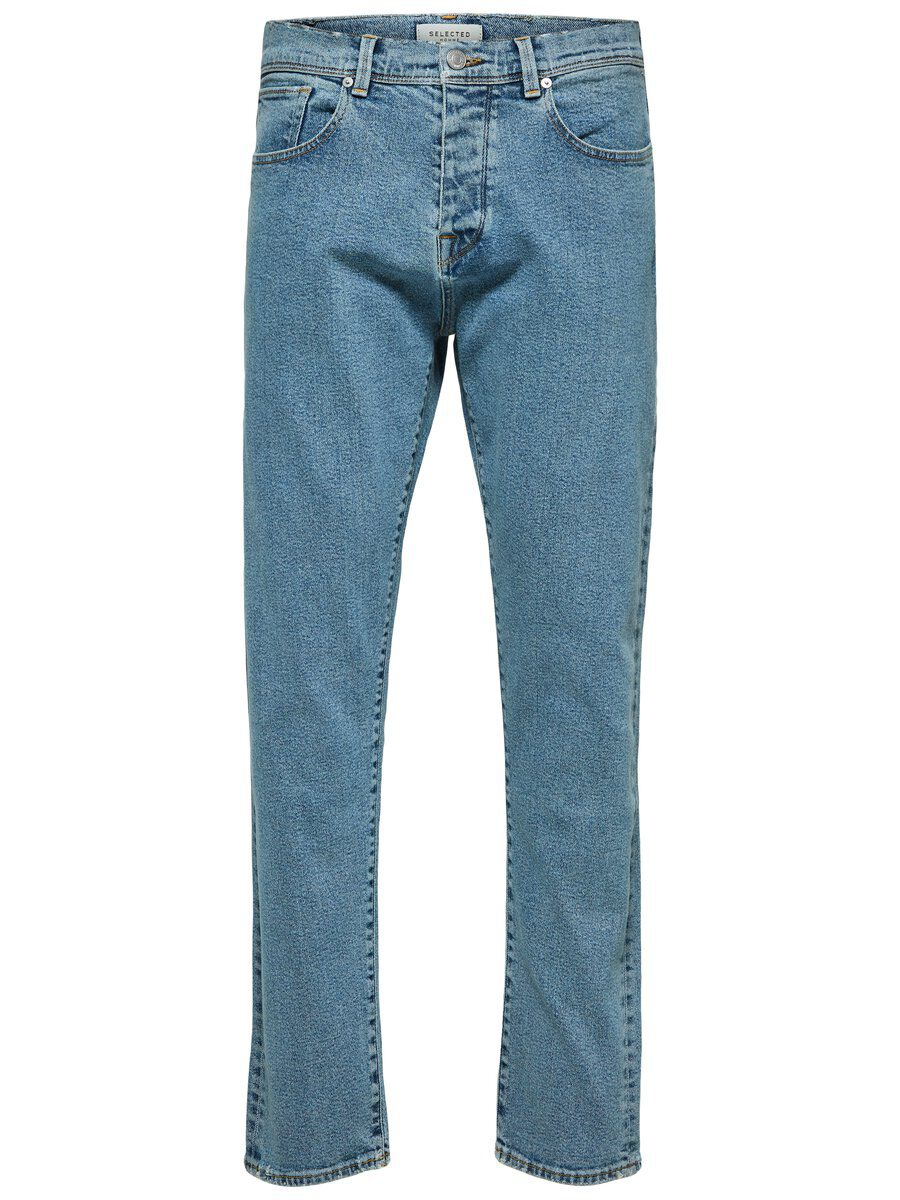 Bilde av SELECTED 1462 - Avsmalnede Jeans Men Blue