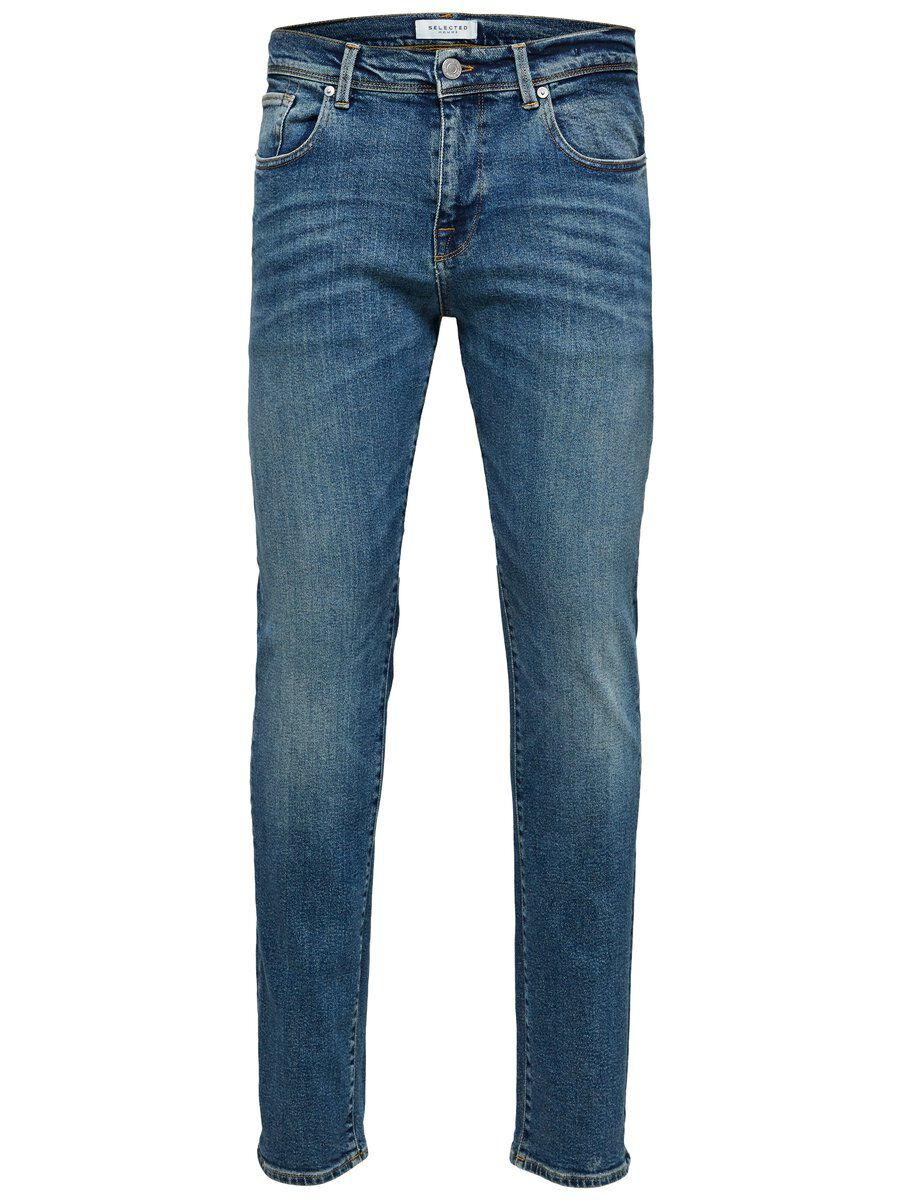 Bilde av SELECTED 1463 - Slim Fit Jeans Men Blue