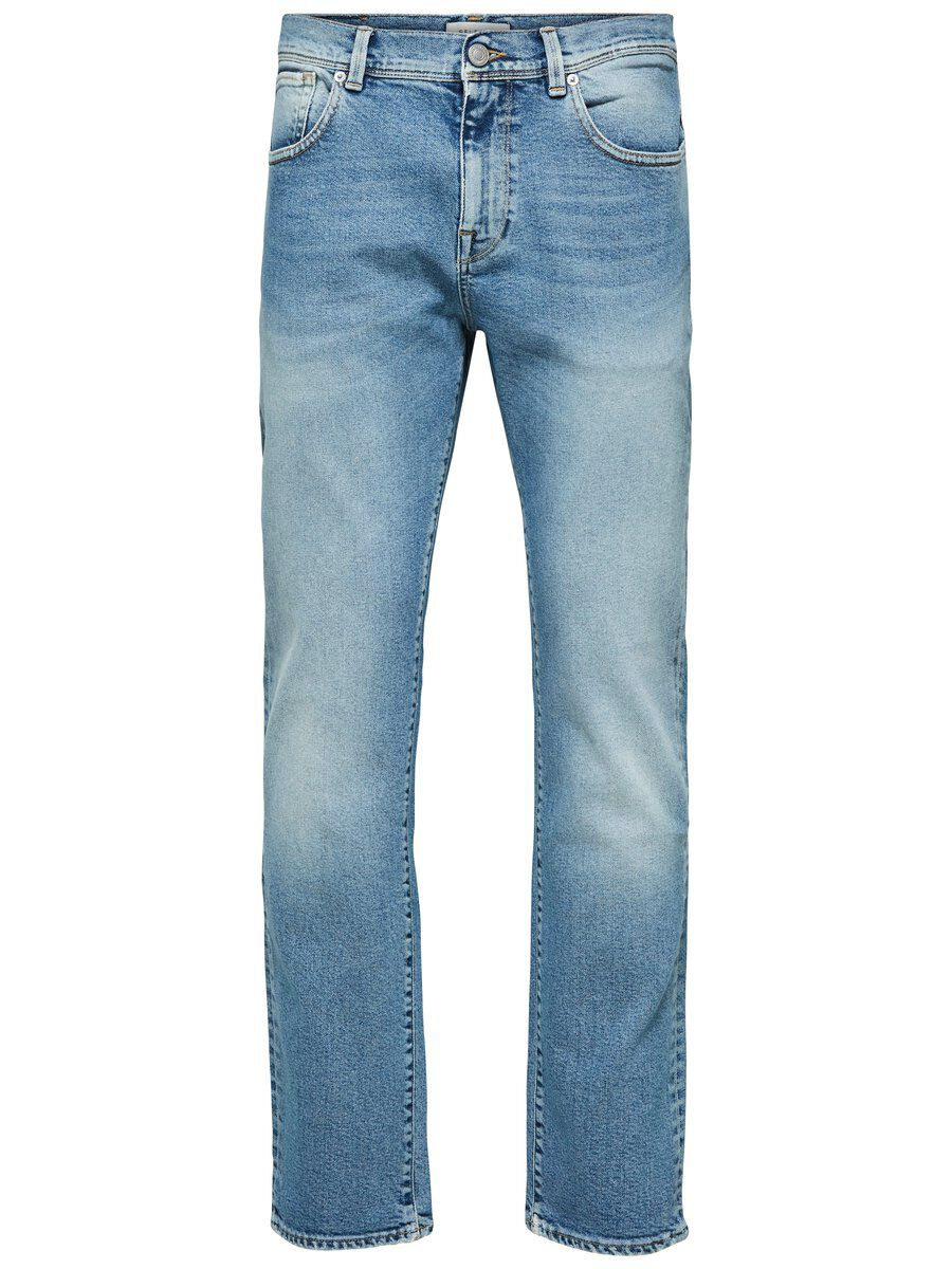 Bilde av SELECTED 1466 - Slim Fit Jeans Men Blue