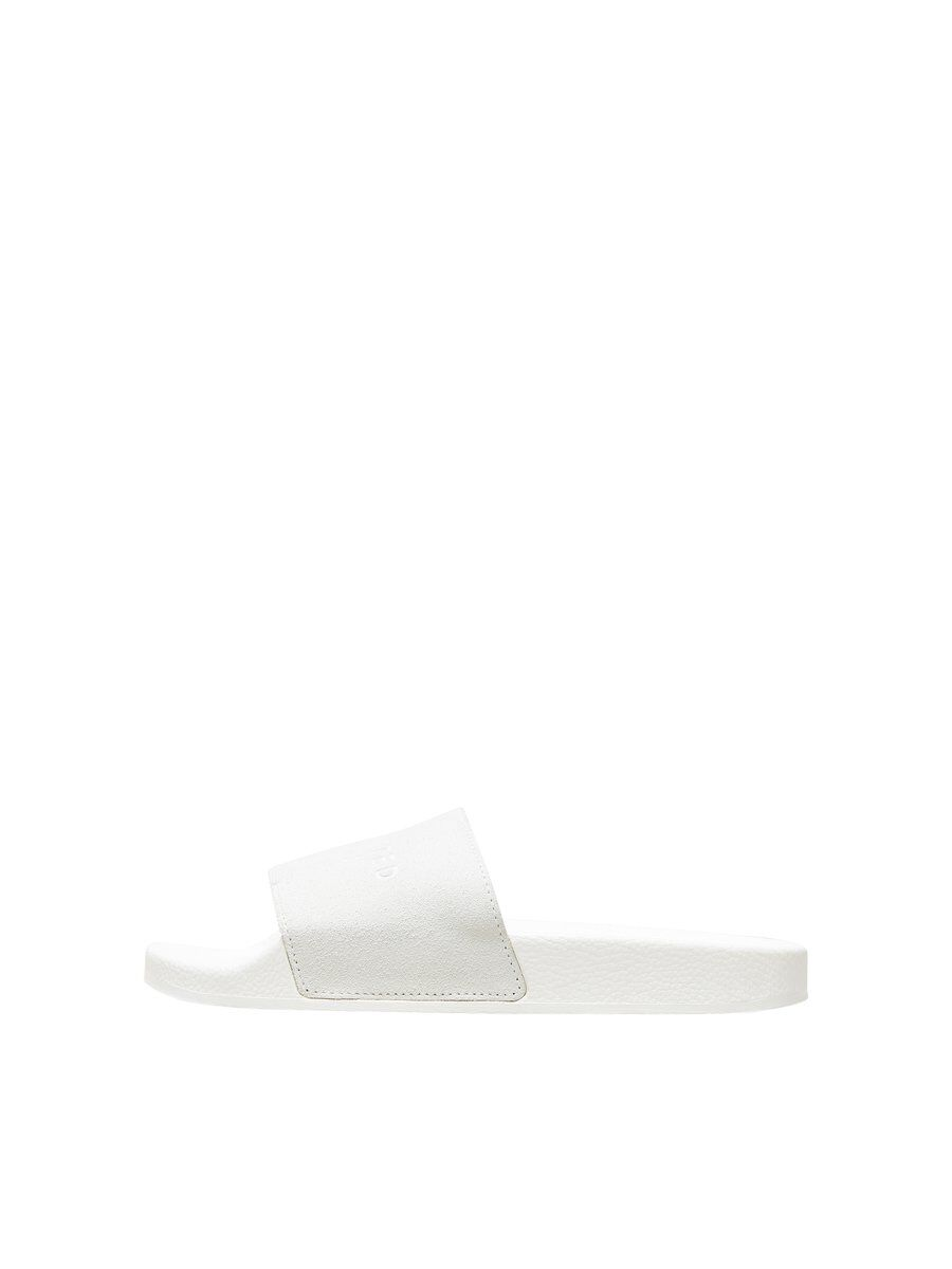 SELECTED Bade Pantolette Damen White | Schuhe > Badeschuhe | SELECTED