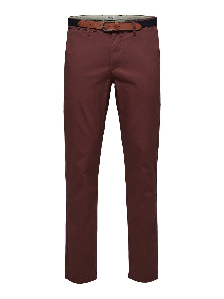 SELECTED Slhyard Slim Fit - Chino Herren Violett | Bekleidung > Hosen > Chinohosen | SELECTED
