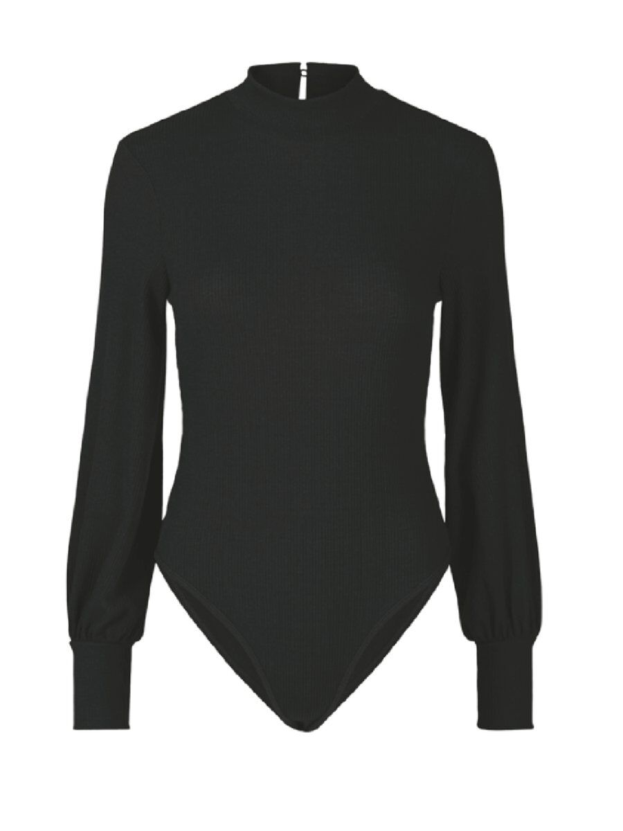 Y.A.S Manches Longues Body Women black