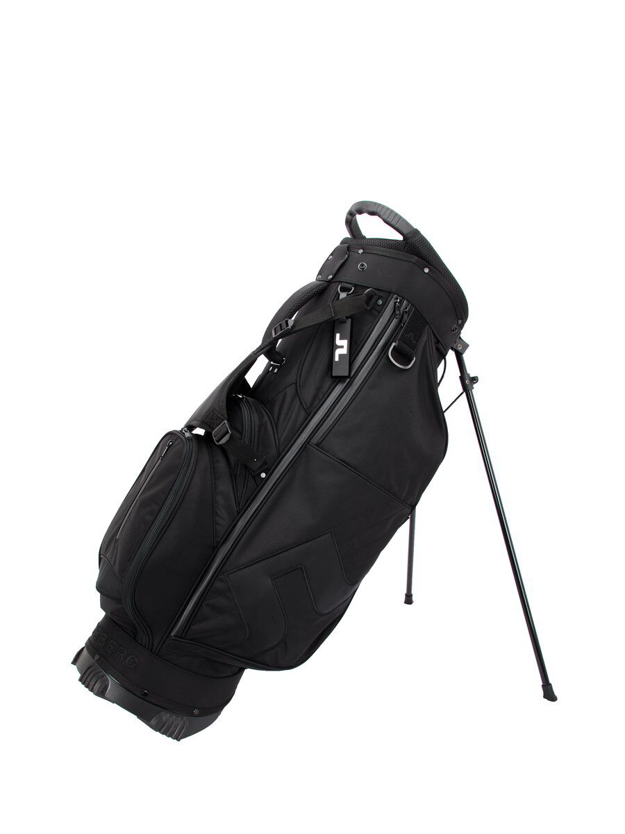 J.LINDEBERG Golf Stand Bag Man Svart