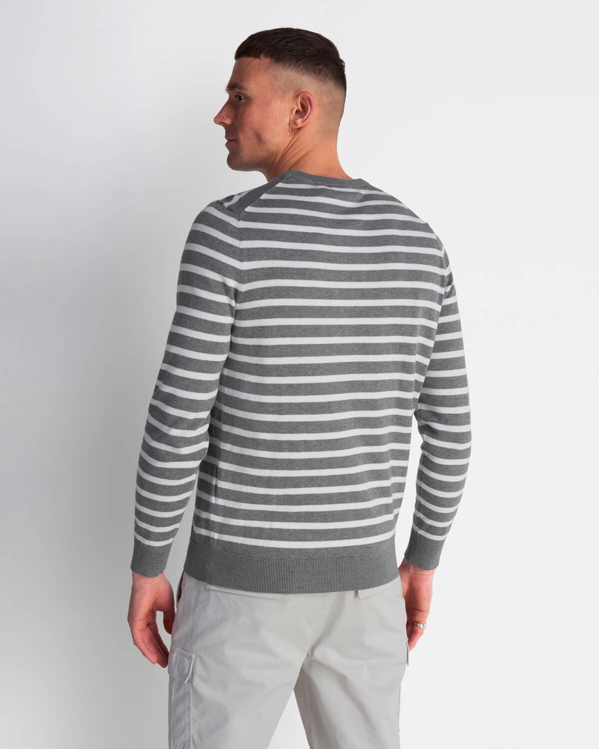Lyle-and-Scott-Men-Breton-Stripe-Jumper-Cotton thumbnail 13