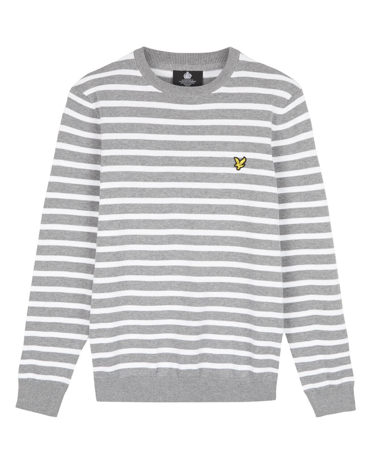 Lyle-and-Scott-Men-Breton-Stripe-Jumper-Cotton thumbnail 15