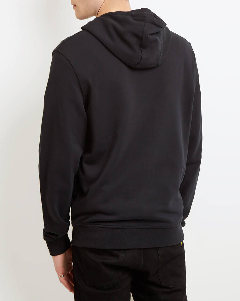Lyle-and-Scott-Mens-Pullover-Hoodie-Cotton thumbnail 55