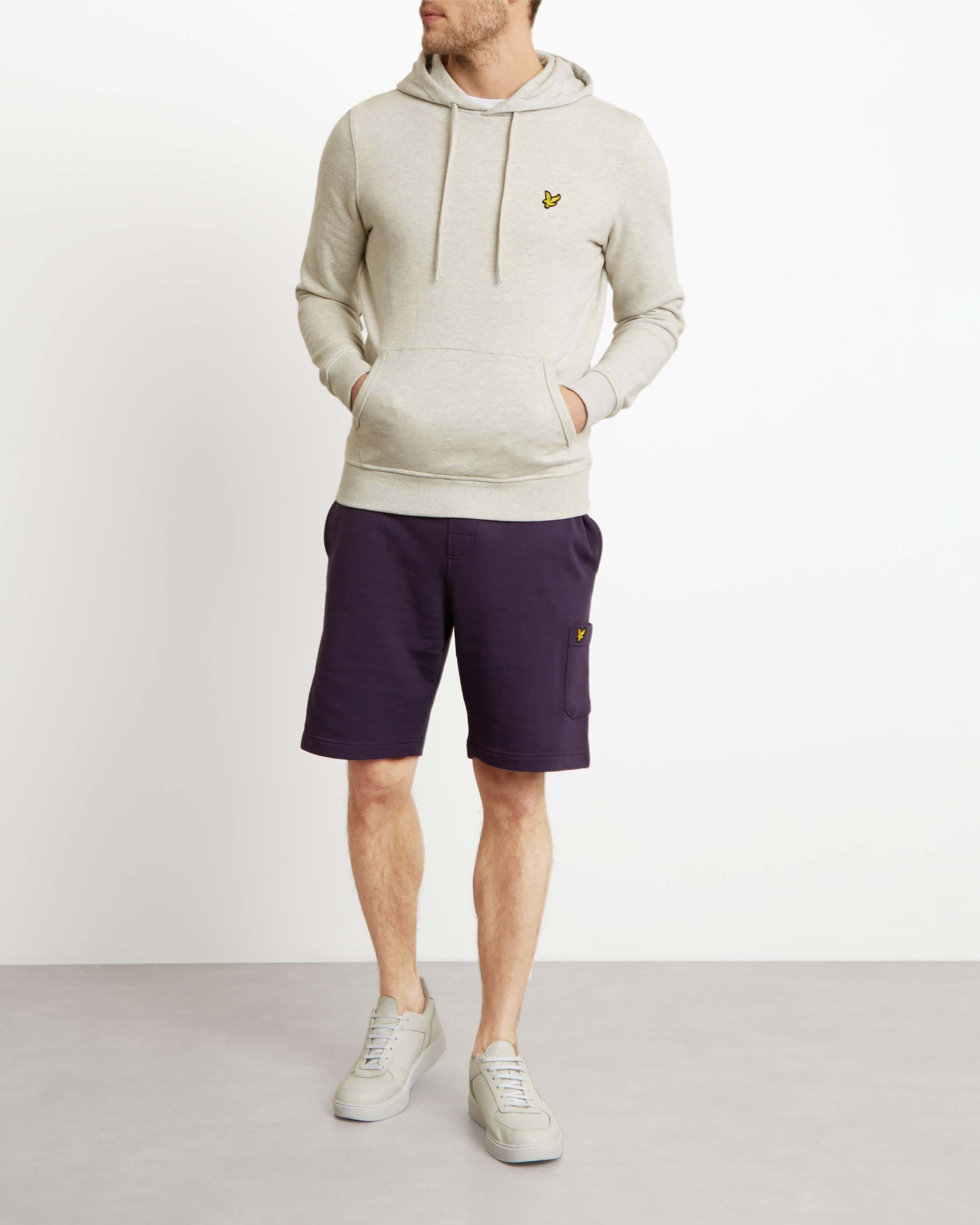 Lyle-and-Scott-Mens-Pullover-Hoodie-Cotton thumbnail 26