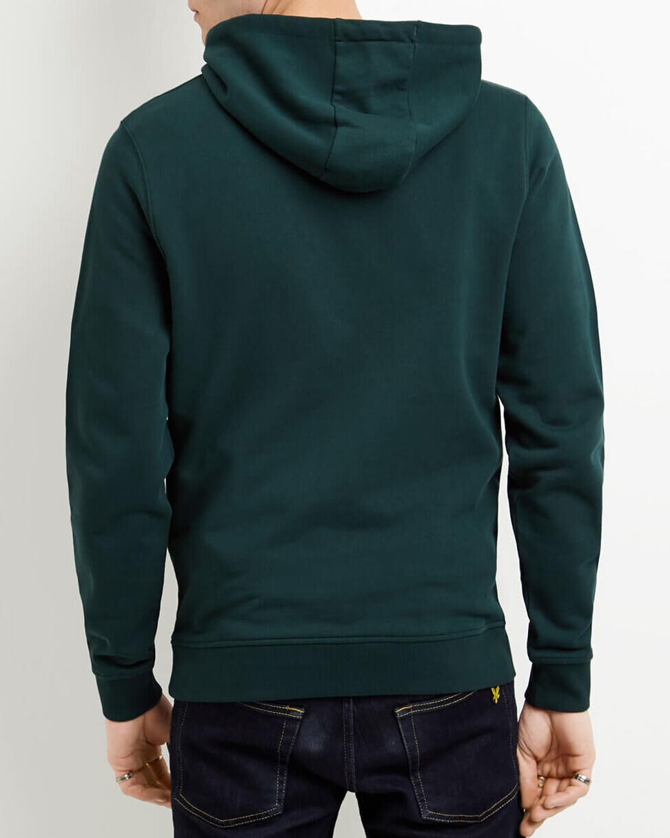 Lyle-and-Scott-Mens-Pullover-Hoodie-Cotton thumbnail 19