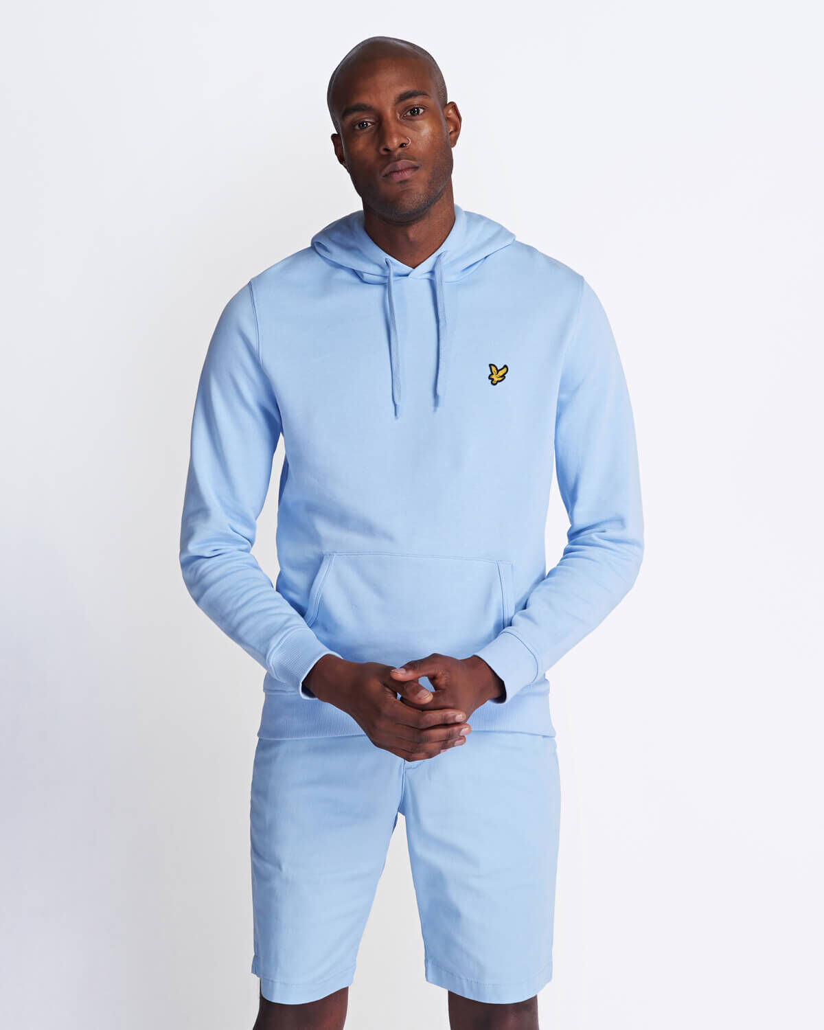 Lyle-and-Scott-Mens-Pullover-Hoodie-Cotton thumbnail 37