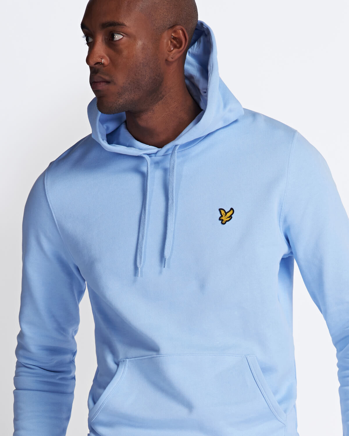 Lyle-and-Scott-Mens-Pullover-Hoodie-Cotton thumbnail 40