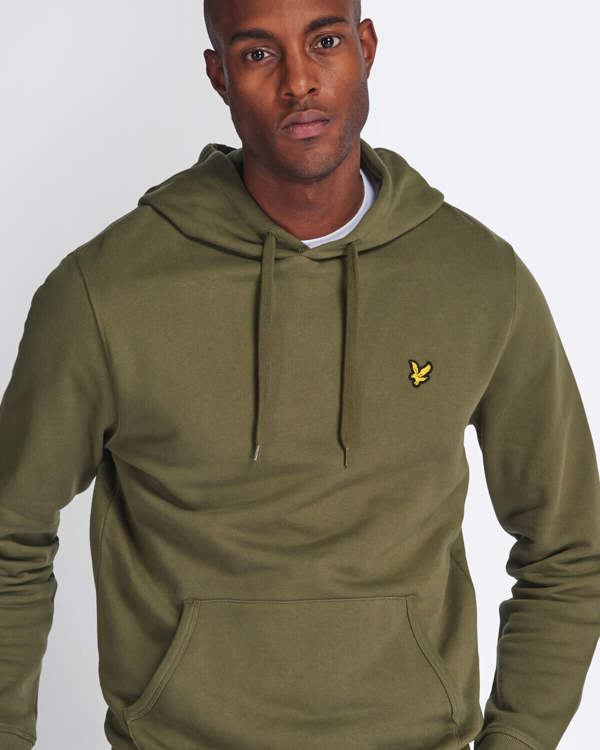 Lyle-and-Scott-Mens-Pullover-Hoodie-Cotton thumbnail 24