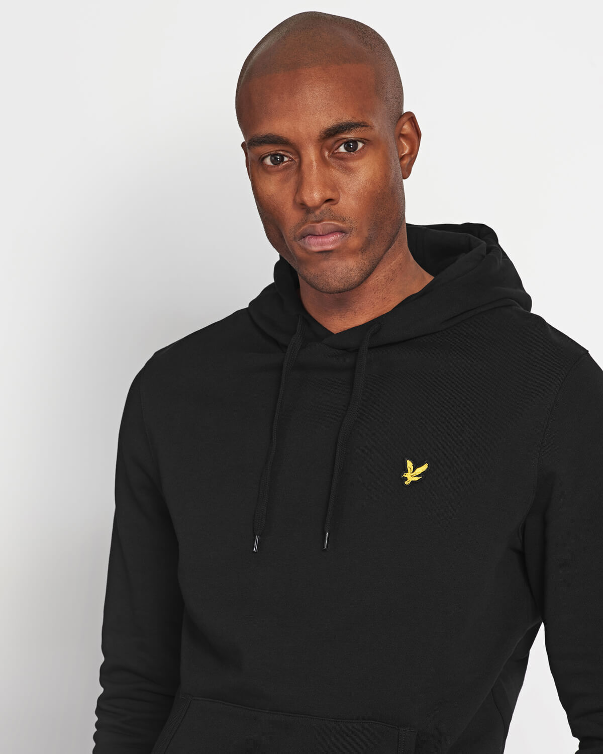 Lyle-and-Scott-Mens-Pullover-Hoodie-Cotton thumbnail 20