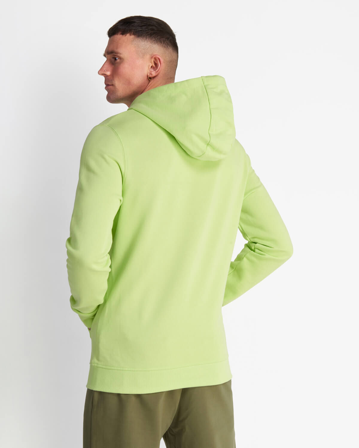 Lyle-and-Scott-Mens-Pullover-Hoodie-Cotton thumbnail 47
