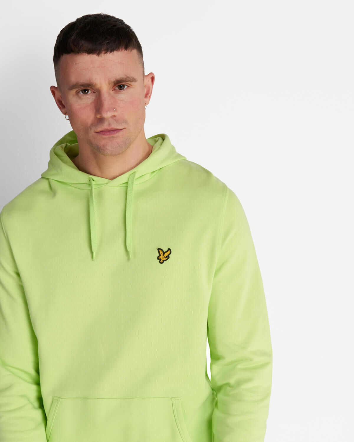 Lyle-and-Scott-Mens-Pullover-Hoodie-Cotton thumbnail 44