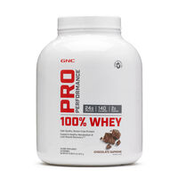 Deals on 2 GNC Pro Performance 100% Whey