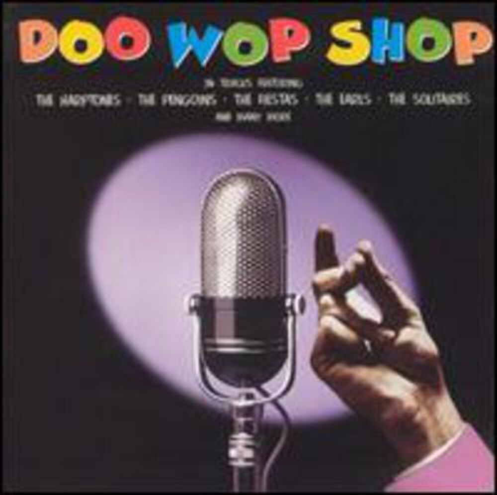 doo wop shoo bop teen sound cds by title