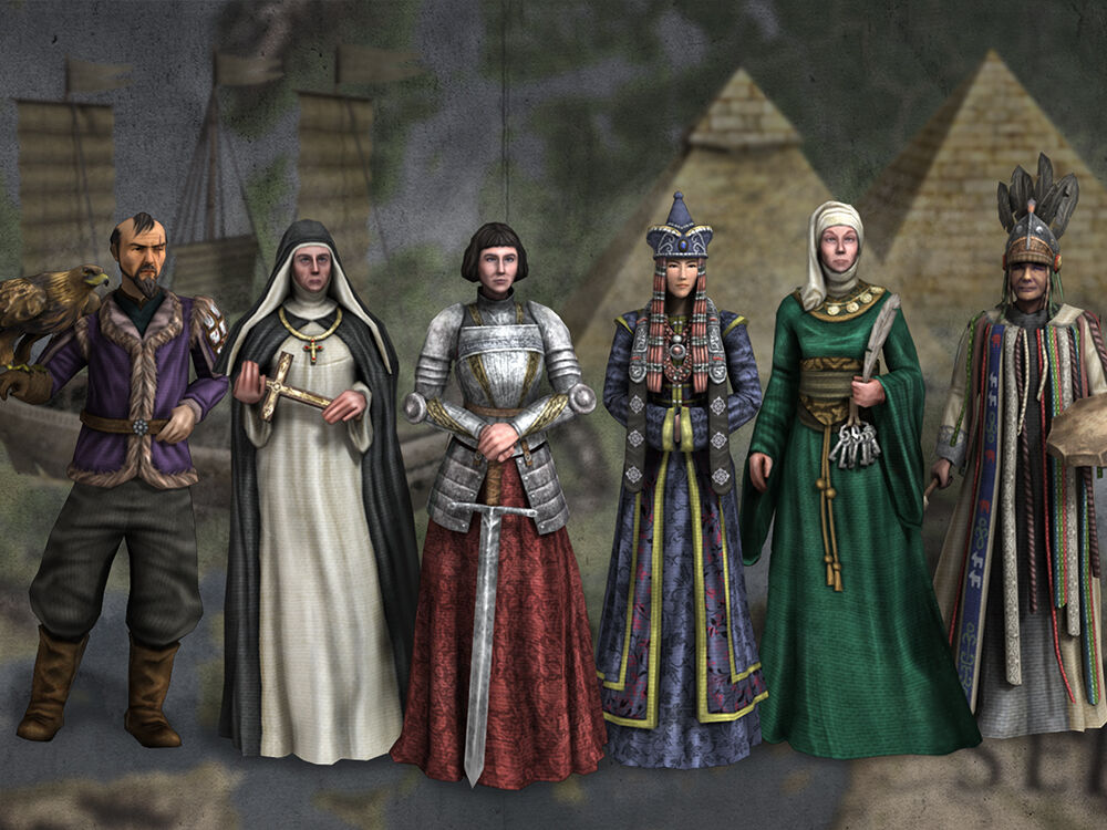 Crusader Kings II: Conclave Content Pack фото