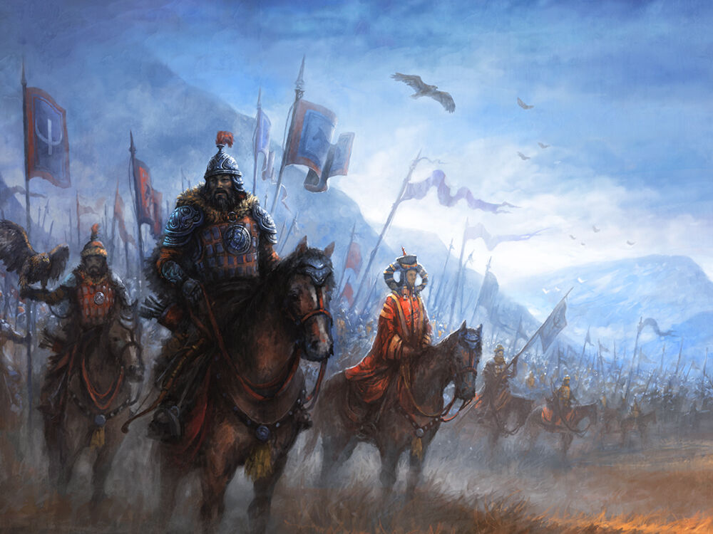 Crusader Kings II: Horse Lords фото