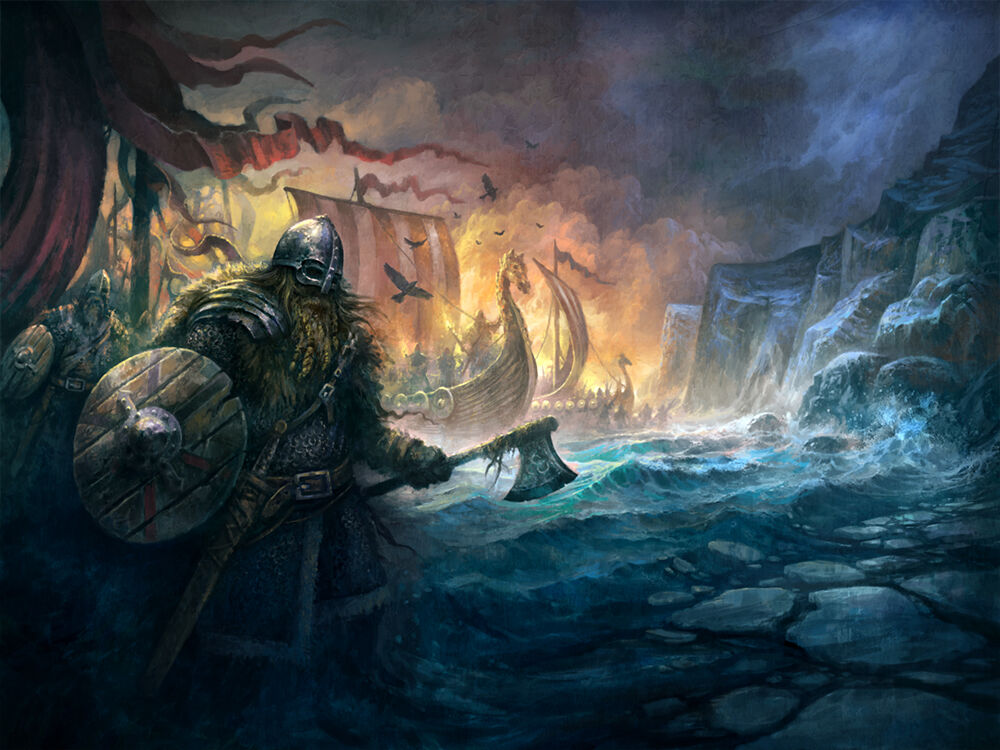 Crusader Kings II: The Old Gods фото