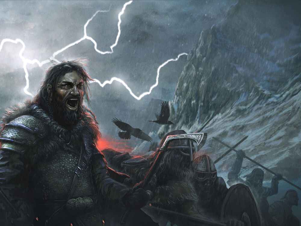 Crusader Kings II: Viking Metal фото