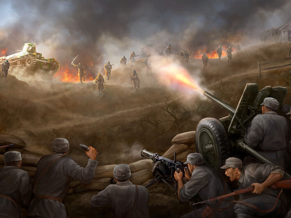 Hearts of Iron IV: Waking the Tiger фото