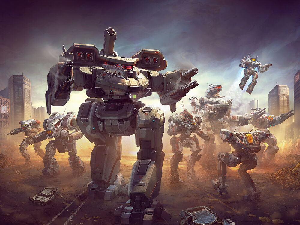 BATTLETECH - Heavy Metal фото