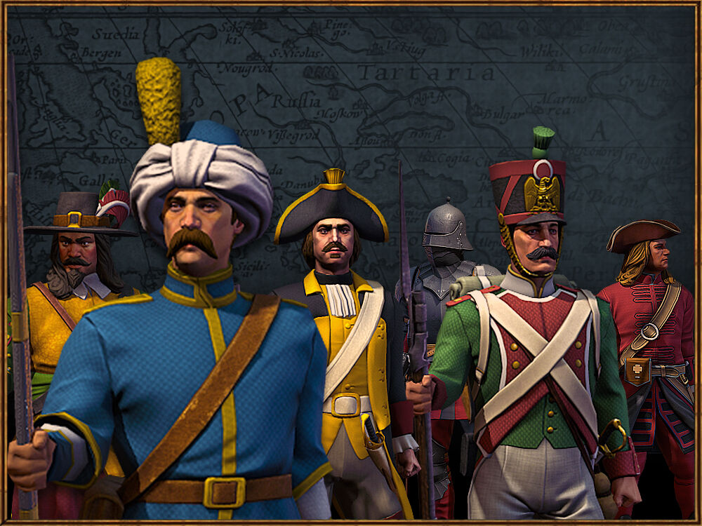 Europa Universalis IV: Emperor Content Pack фото