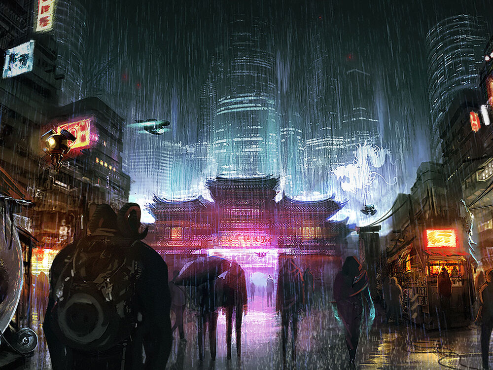 Shadowrun: Hong Kong - Extended Edition фото
