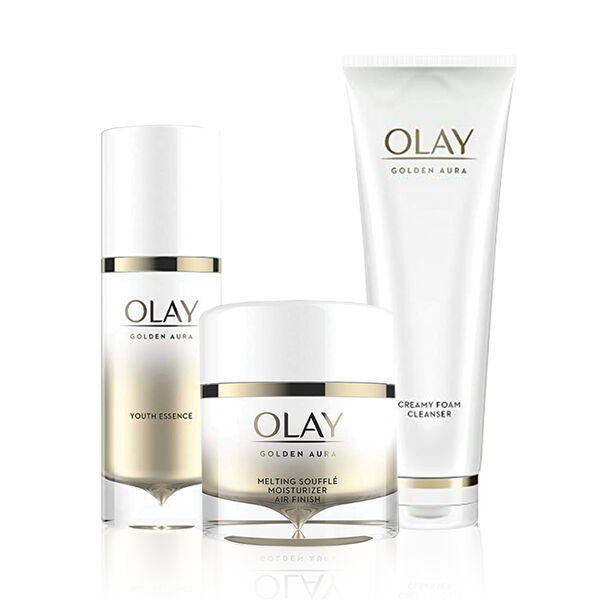 Olay Golden Aura Collection