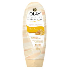 Olay Moisture Ribbons Plus Shea + Manuka Honey Body Wash, 18 oz