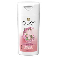 Olay Fresh Outlast Cooling White Strawberry & Mint Body Wash 3 oz