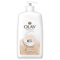 Olay Ultra Moisture Coconut Oasis Body Wash, 30 oz