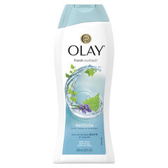 Olay Fresh Outlast Purifying Birch & Lavender Body Wash 22 oz