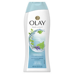 Olay Fresh Outlast Purifying Birch Water & Lavender Body Wash 13.5 oz