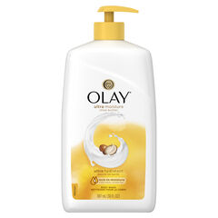 Olay Ultra Moisture Shea Butter Body Wash, 30 oz