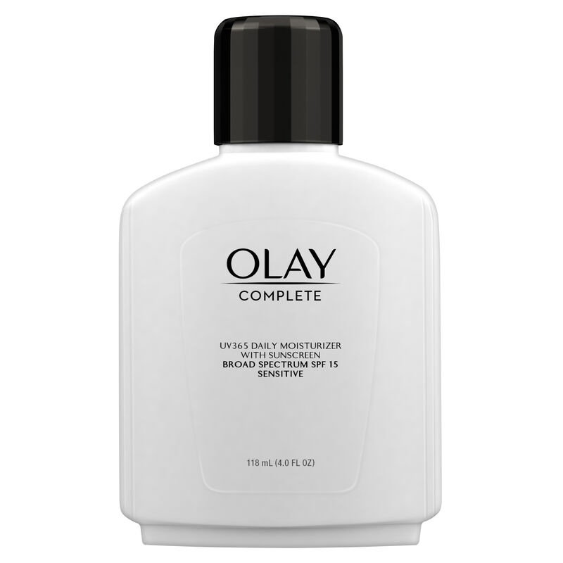 Olay Complete Lotion Moisturizer with SPF 15 Sensitive, 4.0 oz