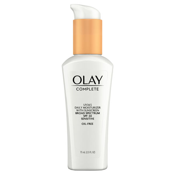 Olay Complete Lotion Moisturizer with SPF 30 Sensitive, 2.5 fl oz