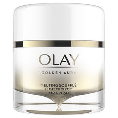 Olay Golden Aura Melting Soufflé Moisturizer Air Finish, 1.7 oz